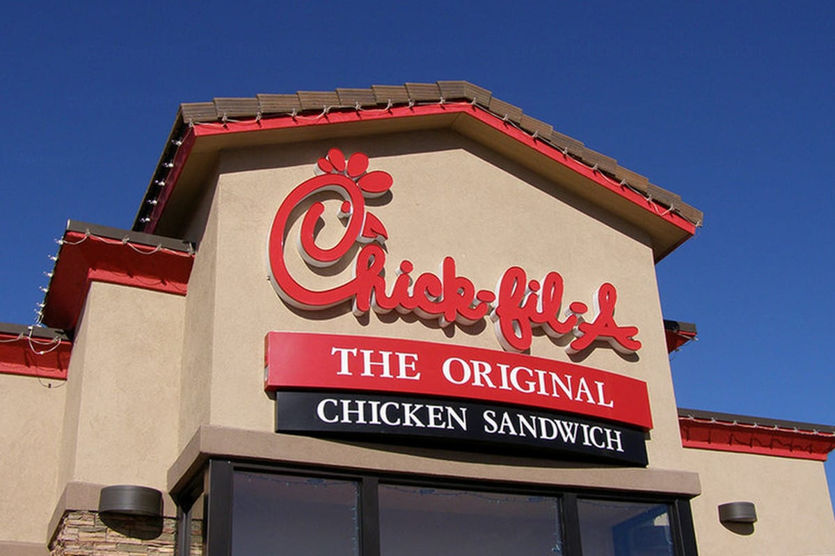 Chick Fil A franchise